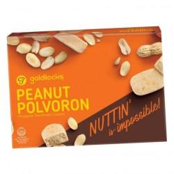 Goldilocks Peanut Polvoron 24s