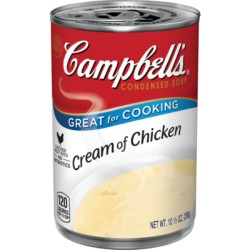 Campbell Condensed Soup Cream of Chicken 640g ​