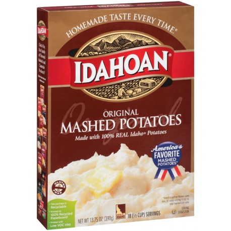 Idahoan Original Mashed Potatoes 743g