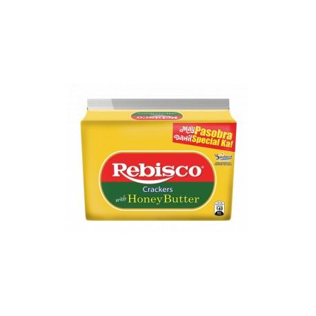 Rebisco Honey Butter Crackers 32g 10s