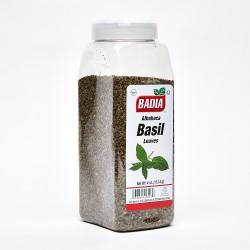 Badia Albahaca Basil Leaves 4oz.