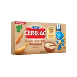 CERELAC CHICKEN & VEGETABLES 120G