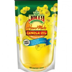 JOLLY CANOLA OIL POUCH 2L