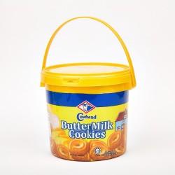 Cowhead Butter Milk Cookies Bucket 350g