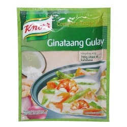 KNORR GINATAANG GULAY COMPLETE RECIPE MIX 29G/1.02OZ
