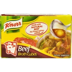 KNORR BEEF CUBE 20G