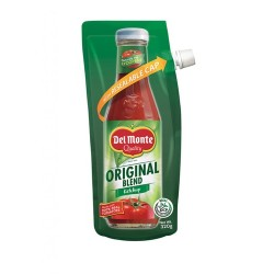 DEL MONTE ORIG BLEND KETCHUP 320G SUP WITH SPOUT