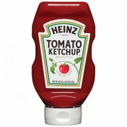 HEINZ EASY SQUEEZE TOMATO KETCHUP 567G