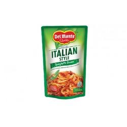 DEL MONTE SPAGHETTI SAUCE ITALIAN STYLE 250G275G SUP