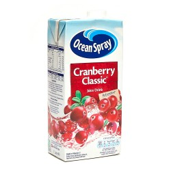 Ocean Spray Cranberry Classic Juice Drink 1L