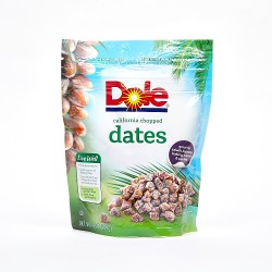 Dole California Chopped Dates 8oz