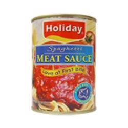 HOLIDAY SPAGHETTI MEAT SAUCE 380G