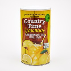 Country Time Lemonade Mix 82.5oz