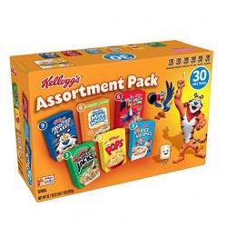 Kellog's Assortment Pack