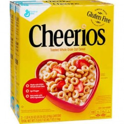 Cheerios Toasted Whole Grain Oat Cereal 40.7 oz