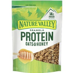 Nature Valley Granola Protein Oats And Honey 793g