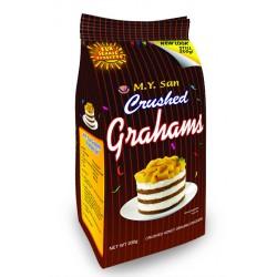 MY San Crushed Honey Graham Crackers 200g