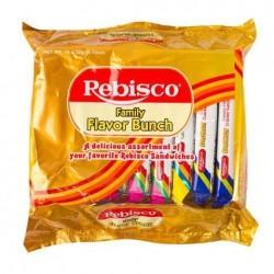 Rebisco Sandwich Flavor Bunch 34g 10s