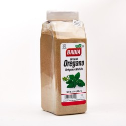 Badia Oregano Ground 12oz