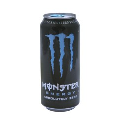 Monster Energy Absolute Zero Energy Drink 473ml