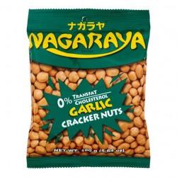 Nagaraya Garlic Cracker Nuts 40g