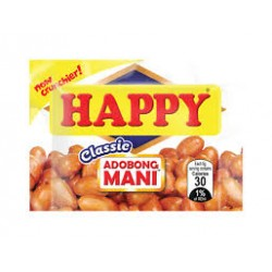 Happy Classic Adobong Mani 7g/5g 20s