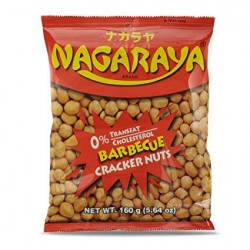 Nagaraya Bbq Cracker Nuts 20g 10s