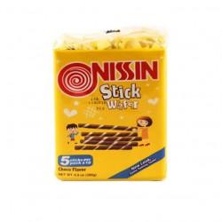 Nissin Stick Wafer Choco Flavor 28g 10s