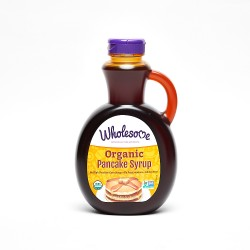 Wholesome Organic Pancake Syrup 20oz