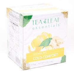 Tea Leaf Essentials Cold Comfort Wellness Tea 10 x 8 g
