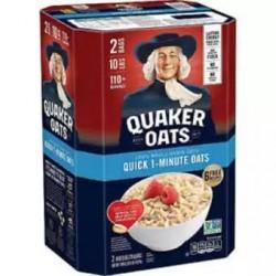 Quaker Oats Quick 10lbs