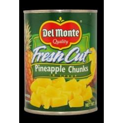 Del Monte Pineapple Chunks Fresh Cut 439G/432G