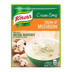 Knorr Cream of Mushroom Soup 70g