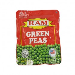 Ram Green Peas Stand-Up Pouch 200g