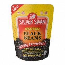 Silver Swan Salted Black Beans 100g