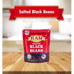Ram Salted Black Beans 200G