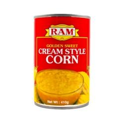 Ram Golden Sweet Cream Style Corn 410g