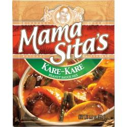 MAMA SITA'S KARE-KARE PEANUT SAUCE 57G