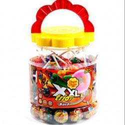 Chupa Chups XXL Trio 3in1 Lollipop 40 pcs