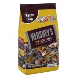 Hershey's Chocolate Miniatures Assortment 35oz