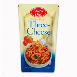 CLARA OLE THREE-CHEESE SPAGHETTI SAUCE 250G