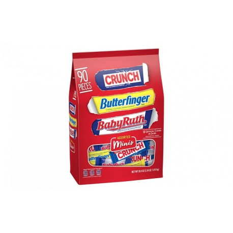 Nestle Assorted Minis Chocolate 35.9 oz