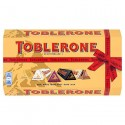 Toblerone Swiss Chocolate With Honey an Almond Nougat Variety Pack 500g