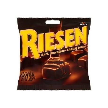 Riesen Dark Chocolate Chewy Toffee