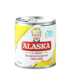 ALASKA SWEETENED CONDENSED FILLED MILK 250ML