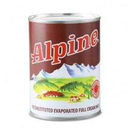 ALPINE FULL CREAM MILK 378ML OR 370ML
