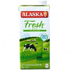 ALASKA FRESH MILK UHT LONG LIFE 1L