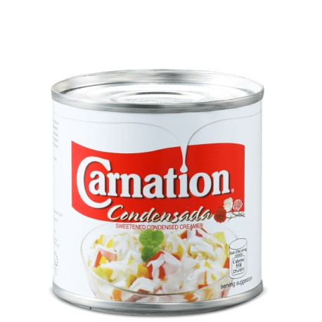 CARNATION CONDENSADA SWEETENED CREAMER 168ML