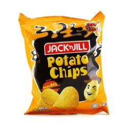 JACK IN JILL POTATO CHIPS SPICY BARBEQUE 60G/65G
