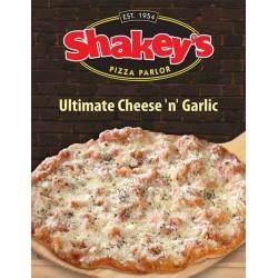 Shakey's Garlic N Cheese Thin Crust Large